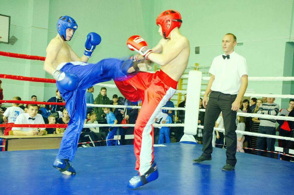 Состоялся турнир по кикбоксингу «Открытый ринг»