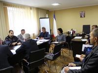 Андрей Ивкин провел заседание штаба по реализации мероприятий ФЦП